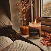 Wie ich diese friedlichen Herbsttage mit einer heißen Tasse Tee, einem guten Buch und ei … …