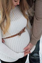 Mutterschaft Winter Fotografie / / Outdoor Schwangerschaft schießen im Schnee! …   – Shcwangers.