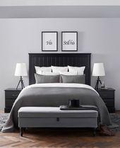 Ideas for bedroom design: 3 great ideas