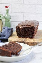 Saftiger Schokoladenkuchen – Backideen