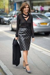 10 Fresh Ways to Wear a Pencil Skirt