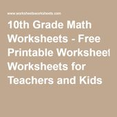 Practice The Order Of Operations With These Free Math Worksheets Algebra Worksheets Math Worksheets Pemdas Worksheets