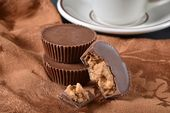 These Homemade Dark Chocolate Peanut Butter Cups Have a Secret Ingredient