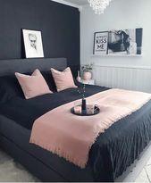 48 Stunning Simple Bedroom Decor Ideas – HOOMDESIGN