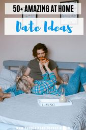 50 Fun Stay at Home Date Night Ideas (That aren't a Movie!)