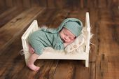 Does it get much cuter than a baby in a teeny tiny wittle bed? 😴