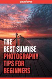 Es ist nicht einfach, bei Sonnenaufgängen oder -untergängen gute Ergebnisse zu erzielen. Verbessere …   – Snap it