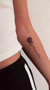 75 Fotos von weiblichen Tätowierungen auf dem Arm Fotos #SunflowerTattoo 75 Bil… #flowertattoos – FLEUR