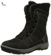 Gora, Chaussures Multisport Outdoor Femme, Noir (Black/BLACK51052), 40 EUEcco