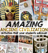 Historical Civilization Actions Your College students Will Love!