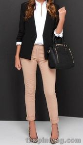 20 Cute Blazer For Women Work Outfits To Inspire You