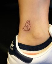 101 Tiny Girl Tattoo Ideas For Your First Ink   – Ink