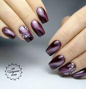 80+ fabelhafte natürliche Frühling Acryl Square Nails Design für kurze Nägel …