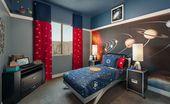 30 fantastische Ideen für die Gestaltung von Wandbildern für Ihr Kinderzimmer Planet-Wandbilder-und-monochrome-Wände-für-Kinder …  – Home Decoration
