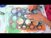 Spaß mit Schablonen – YouTube