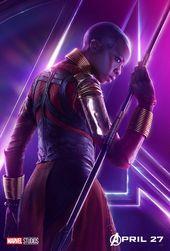 Avengers – Infinity Struggle : Tous les posters-personnages du movie (22/22) !