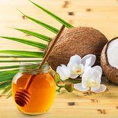 Kokosöl Maske gegen trockene Haut selber machen – Rezept & Anleitung  – Rezepte…