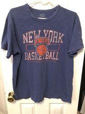 New York Knicks 47 Brand National Basketball Association Shirt Size Xl Fashion Sports Mem C In 2020 New York Knicks National Basketball Association Majestic Shirts