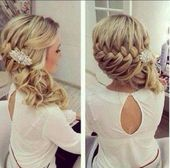 Hairstyles For wedding pictures