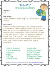 World continents oceans games geography online games world continents oceans games geography online games geographymapping pinterest ocean games geography and map games gumiabroncs Image collections
