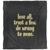 East City Dwelling Do No Flawed Quote Single Cover Cowl | Wayfair