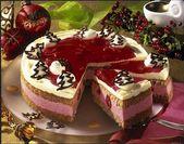 Himbeer-Lebkuchen-Kuchen   – Torten Design