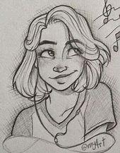 Bildergebnis für Leute, die Ideen zeichnen – Emma Fisher Zeichnungen zu malen