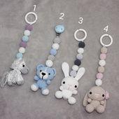 Customized amigurumi bunny lady crochet toy child bunny blossom amigurumi bunny…