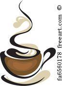 Freeart Fa3702550 Coffee Cup Drawing Coffee Cup Art Printed Coffee Cups