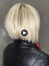 17 Latest Bob Hai … #short #hairstyle #pixie   Frisurendiy