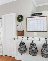 Entryway Storage Ideas When You Don't Have a Mudroom