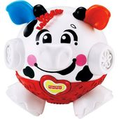 Fisher-Price Bounce und Giggle Cow, Multicolor