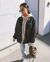 La vie est belle 🕊 #outfit details ; Jeans – Susan Thomas Bag – ASOS.com Swea
