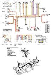 Kawasaki 1988 Klf220 A1 Bayou Wiring Diagram Electrical Wiring Diagram Motorcycle Wiring Electrical Diagram