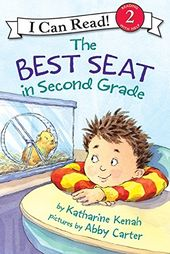 The Best Seat in Second Grade (I Can Read Level 2) – Hamster Cages and Supplies – BestHamsterCage.com