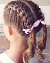 Mädchen Frisuren für Kinder – Besten haare ideen