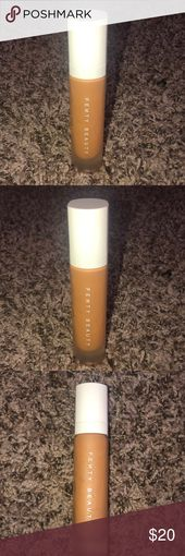 Model New Fenty Magnificence Professional Filte'r Basis Delicate Matte Longwear Basis I…