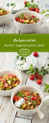 Bulgursalat   – Essen