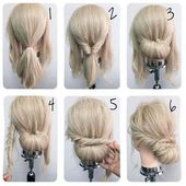 Picture result for simple wedding guest hairstyles # picture result #easy # wedding guest hairstyles