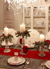 Photo of More than 40 red Christmas decor ideas to bring everyone on vacation – home decors