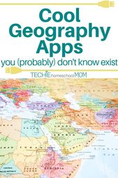Cool Geography Apps You (Probably) Don't Know Exist