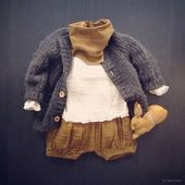 Buy our knitted vest / jacket – top trends on the Internet