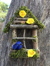 fairygarden – # Décorations de jardin # Idées de jardinage # Jardinage en pots # …   – Miniaturas