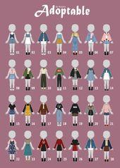 (GEFFNET 3/28) LSSIGES Outfit Nimmt 50 von Rosariy auf DeviantArt an – O.T Outfits – #auf #DeviantArt #GEFFNET #lssiges #nimmt
