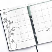 How To Create a Minimalist Bullet Journal [2020 Update]