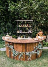47 Hochzeitsideen im Hinterhof, die inspirieren