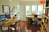 Illustrator Workspace Apartment Therapy: Freelance writer Alissa Walker and illustrator, graphic desig...