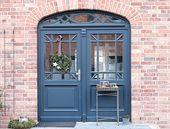 Haustür aus Holz von BRUNKHORST HAUSTÜREN
