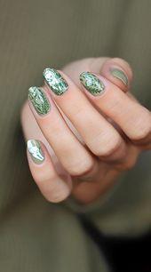 31 Trendige Winter-Nail-Art-Ideen, die Sie lieben werden   – Nail Art Ideas