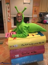 Book Worm – Halloween Costume Contest at Costume-Works.com